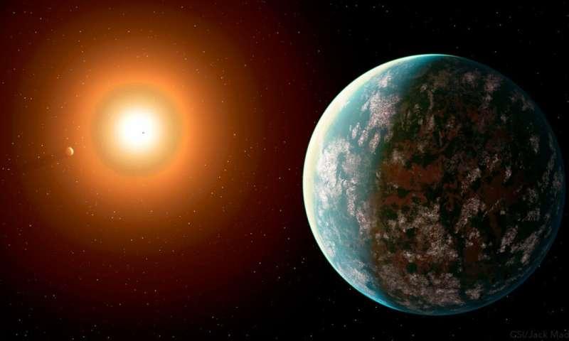 Une super-terre potentiellement habitable – voire habitée ? – découverte à proximité