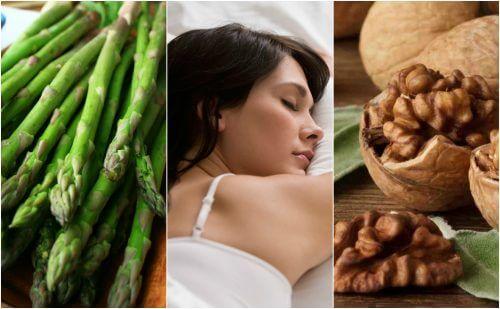 9 aliments riches en mélatonine pour améliorer la qualité du sommeil — Améliore ta Santé
