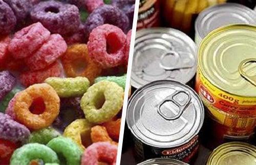 Les 12 substances toxiques les plus dangereuses des aliments transformés — Améliore ta Santé