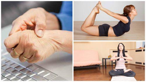 Soulager le syndrome du canal carpien avec 5 exercices de yoga — Améliore ta Santé