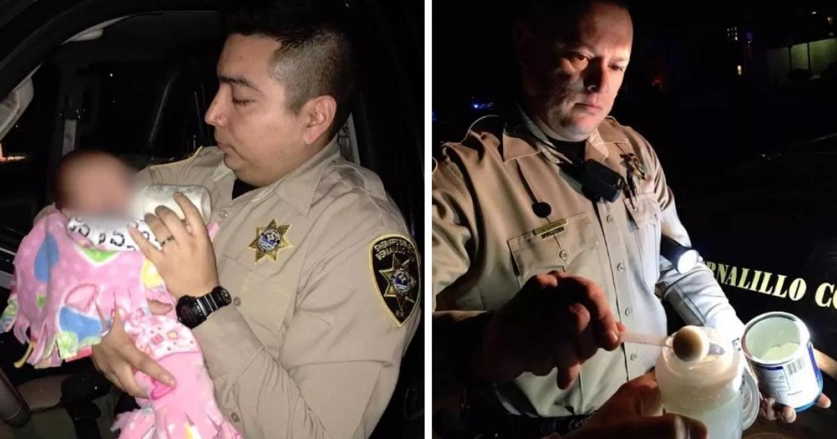 En arrêtant un automobiliste pour facultés affaiblies, deux policiers découvrent avec horreur d'autres passagers à l'arrière