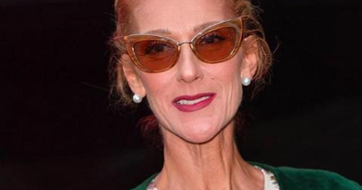 Céline Dion fait tourner toutes les têtes avec son nouveau look flamboyant
