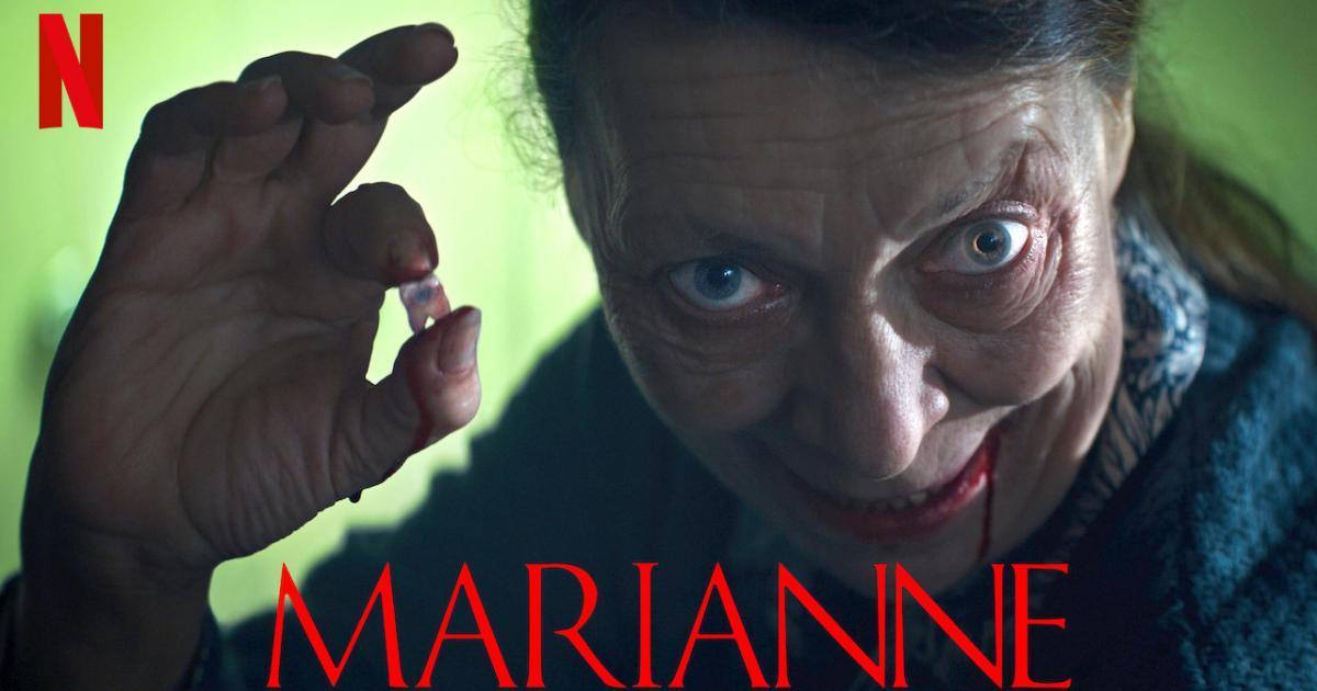 Une nouvelle série française sur Netflix terrorise tellement les gens qu'ils ont peur de la regarder la nuit.