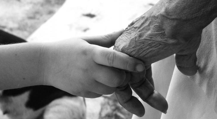 Quand nous perdons des êtres chers, nous pouvons continuer à les ressentir pour toujours près de notre cœur