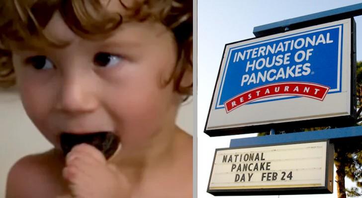 Cet enfant handicapé est expulsé du fast-food car il ne peut pas s'asseoir à table et manger avec ses mains