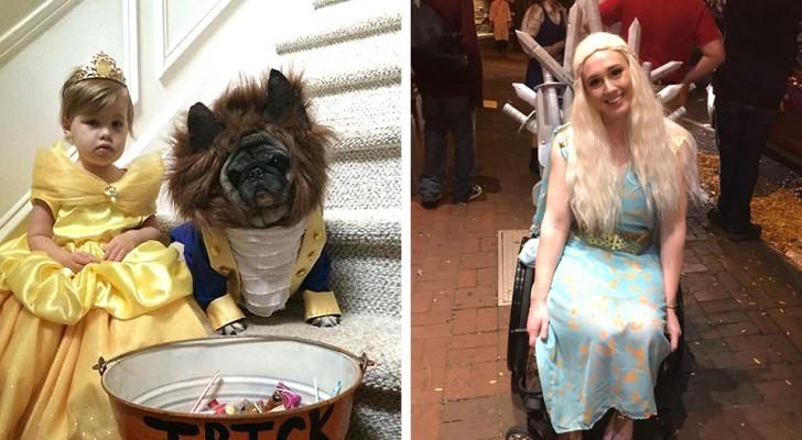 Halloween : 20 déguisements créatifs qui ne risquent pas de passer inaperçus