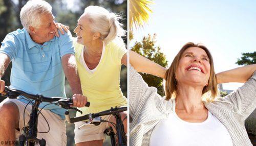 Comment vous maintenir en forme après 50 ans — Améliore ta Santé