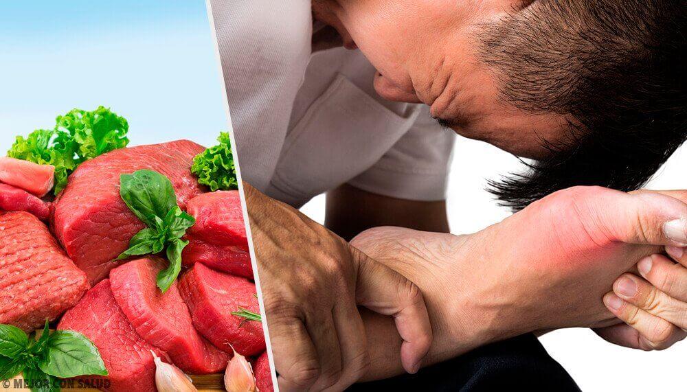 7 aliments qui augmentent l'acide urique — Améliore ta Santé