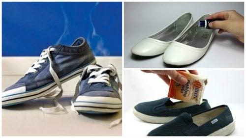 5 astuces pour pour blanchir les chaussures blanches — Améliore ta Santé