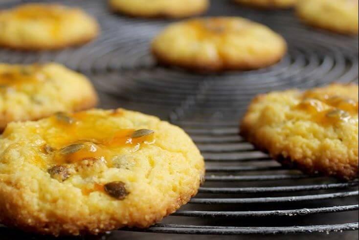 Biscuits à la noix de coco et aux amandes : une recette saine et rapide — Améliore ta Santé