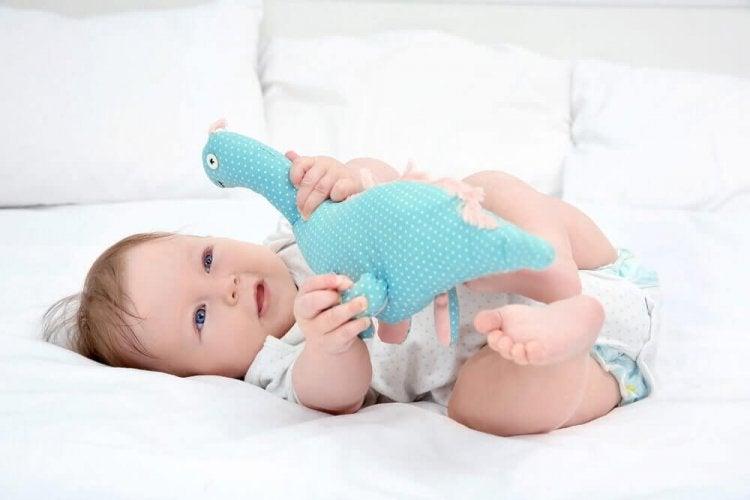 Comment stimuler la mémoire des bébés — Améliore ta Santé