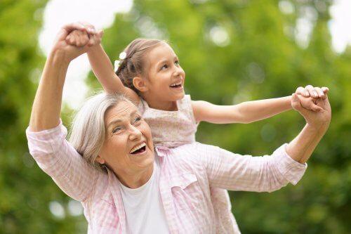 Être grand-mère pour la première fois — Améliore ta Santé
