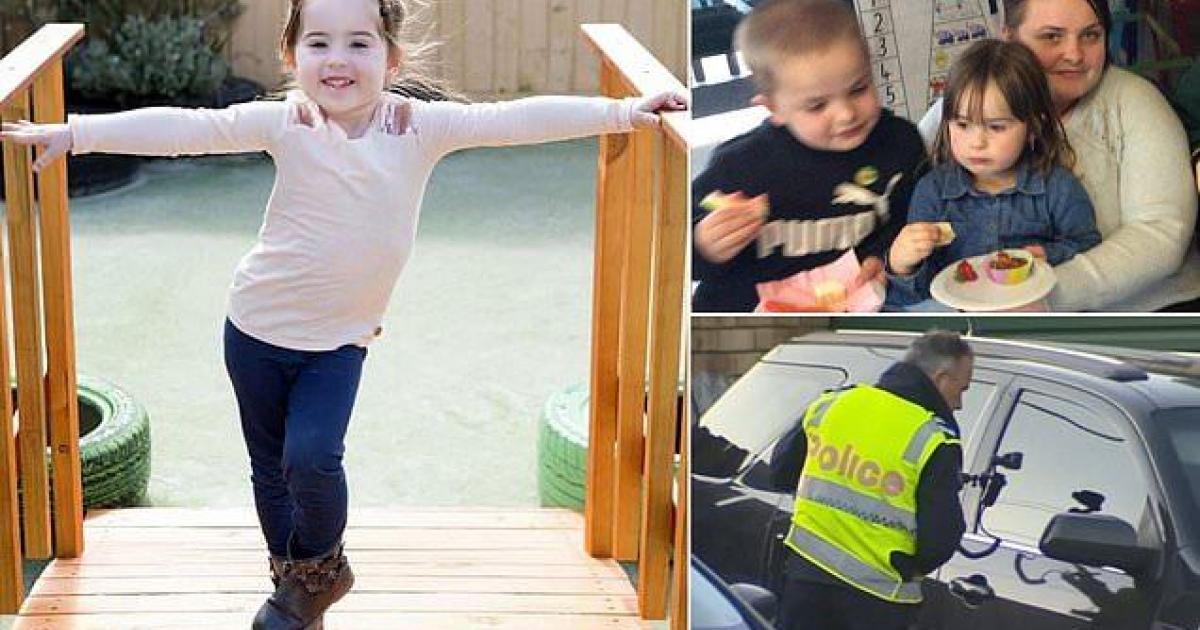 Une mère enceinte raconte comment elle a tué sa fille de 3 ans par accident