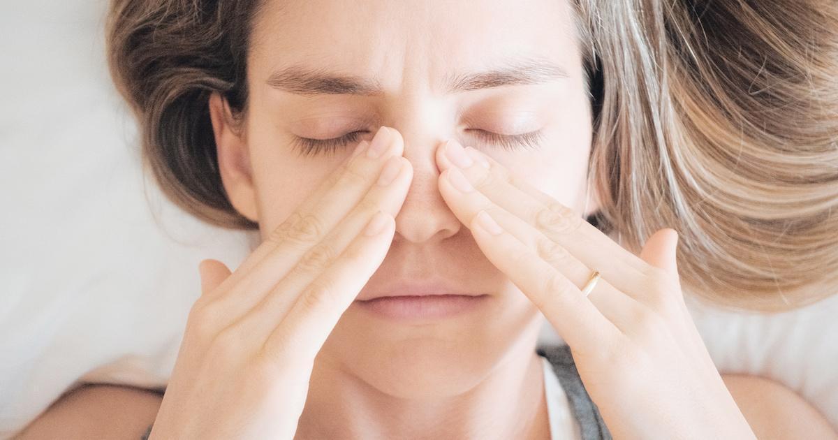 7 remèdes maison contre la congestion nasale