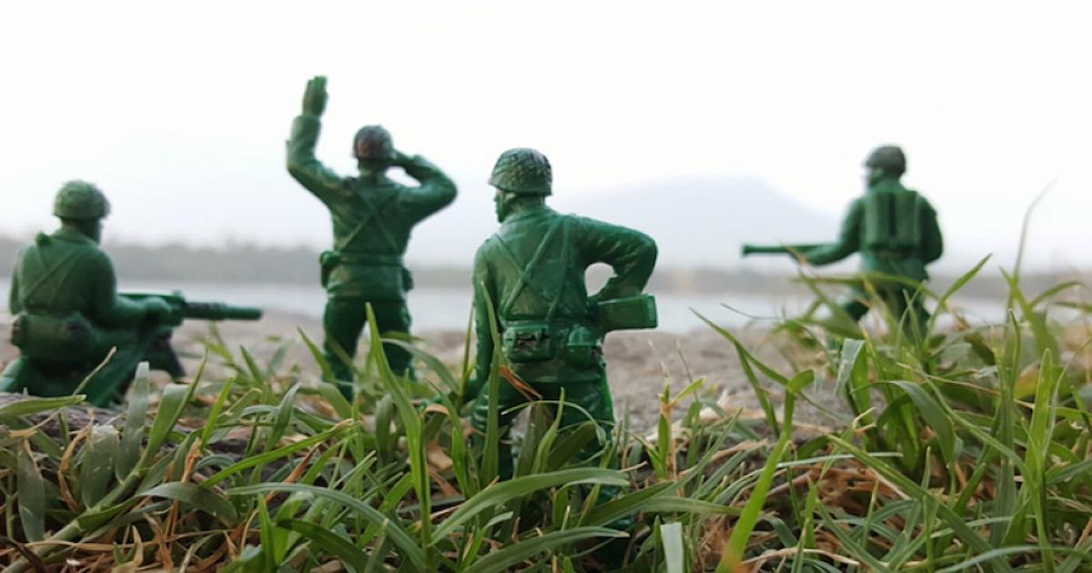 Grâce à une fillette de 6 ans, il y aura sous peu des figurines de soldates sur le marché