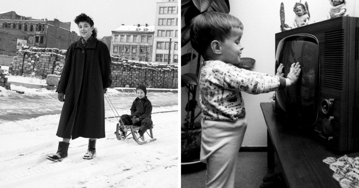 20+ Photos qui datent de la jeunesse de nos parents et qui montrent comment le monde a changé depuis