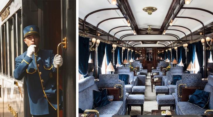 Voyager à une autre époque : de Venise à Londres sur l'Orient-Express pour revivre la magie des années 1920