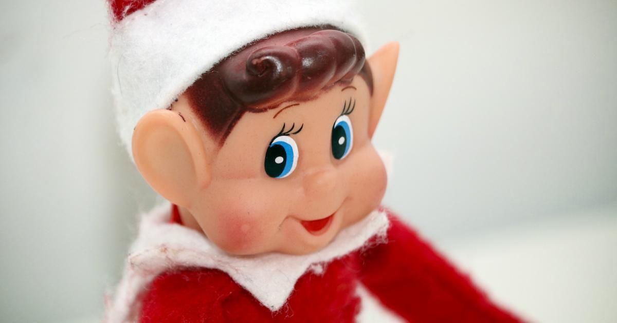 25 tours que les lutins peuvent jouer en décembre, pour le plus grand plaisir des enfants!