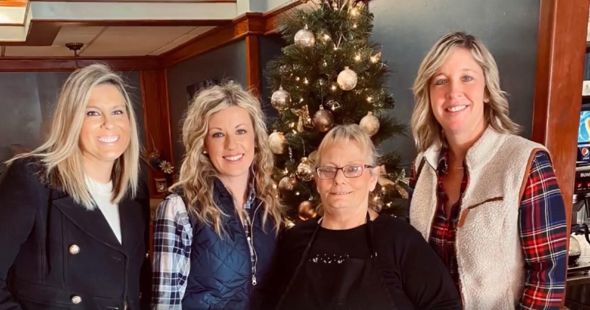 Une serveuse en deuil à Noël reçoit un pourboire de 1300$
