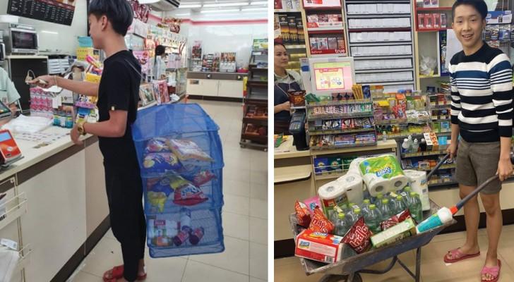 La Thaïlande a interdit les sacs en plastique, et la population a réagi de la manière la plus créative