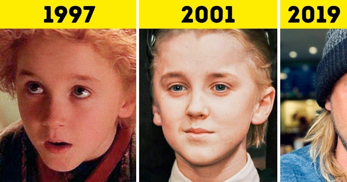 Qu'est-il arrivé au beau Tom Felton après son rôle de Draco Malfoy