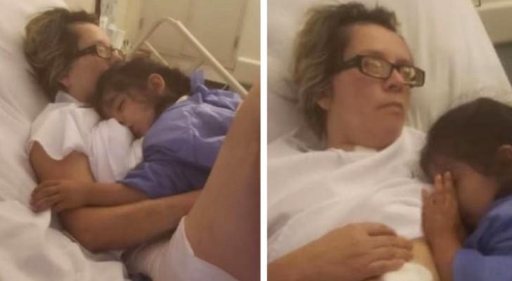 Après un mois dans le coma, cette femme se réveille en entendant la voix de sa fille de deux ans