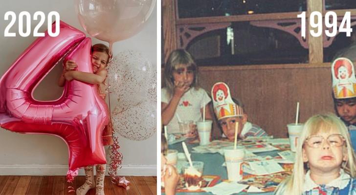 Les fêtes d'anniversaire des enfants d'aujourd'hui ont perdu leur simplicité d'antan : elles ressemblent à des mariages en miniature