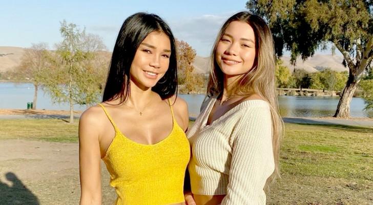 La mère et la fille ont 24 ans d'écart, mais tout le monde les prend pour des sœurs