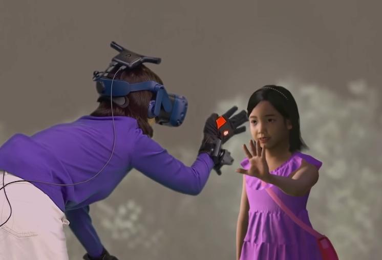Corée du Sud : une mère retrouve sa fille décédée en réalité virtuelle !