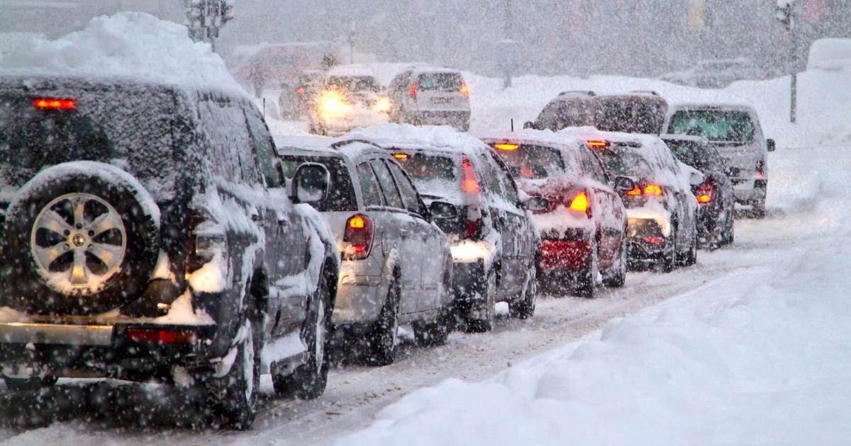 Plus de 30 centimètres de neige attendus dans une tempête qui durera deux jours.
