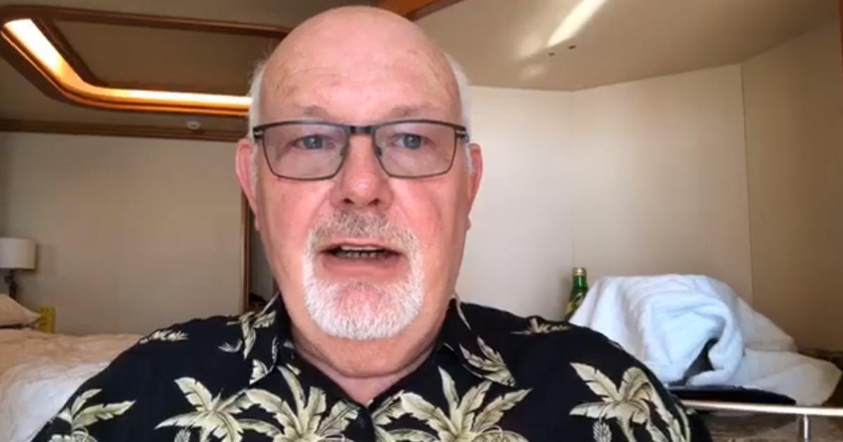 Coronavirus: un passager du Diamond Princess raconte sa quarantaine sur le bateau