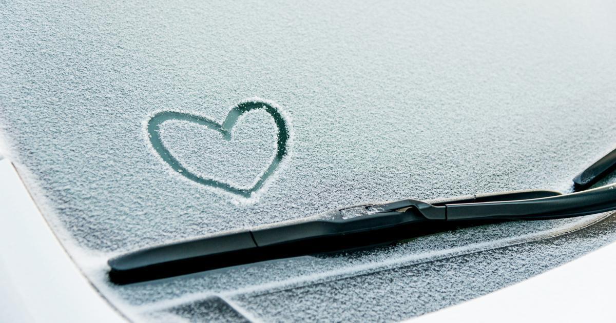 Préparez-vous à vivre une Saint-Valentin glaciale et c'est terminé après ça.