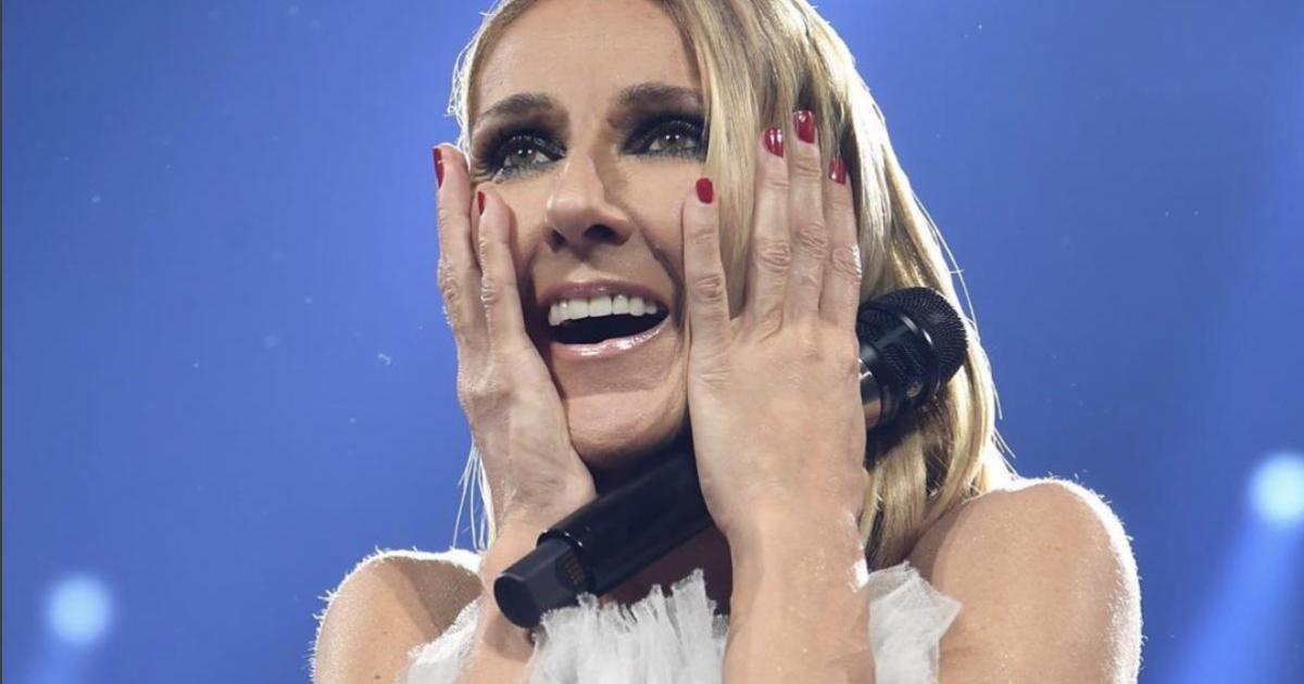 Céline Dion fait un malheur avec une photo parfaite pour la St-Valentin