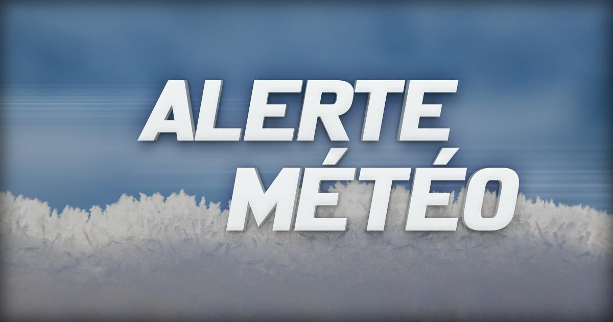 Samedi sera la journée la plus froide de l'hiver!