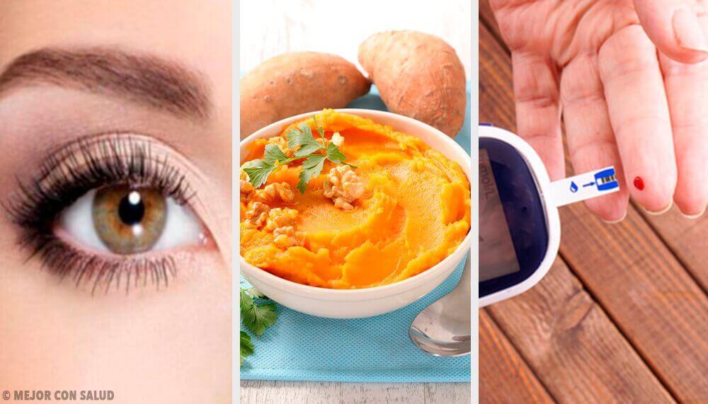 7 propriétés curatives et nutritives de la patate douce — Améliore ta Santé