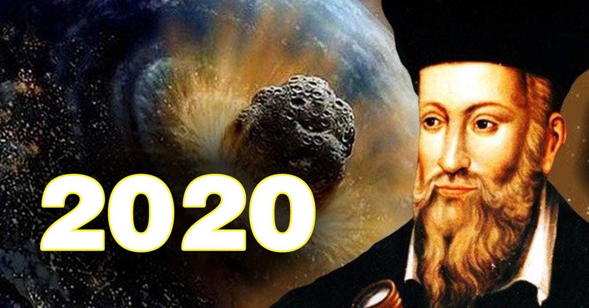 Les prédictions de Nostradamus pour 2020 sont troublantes et font froid dans le dos