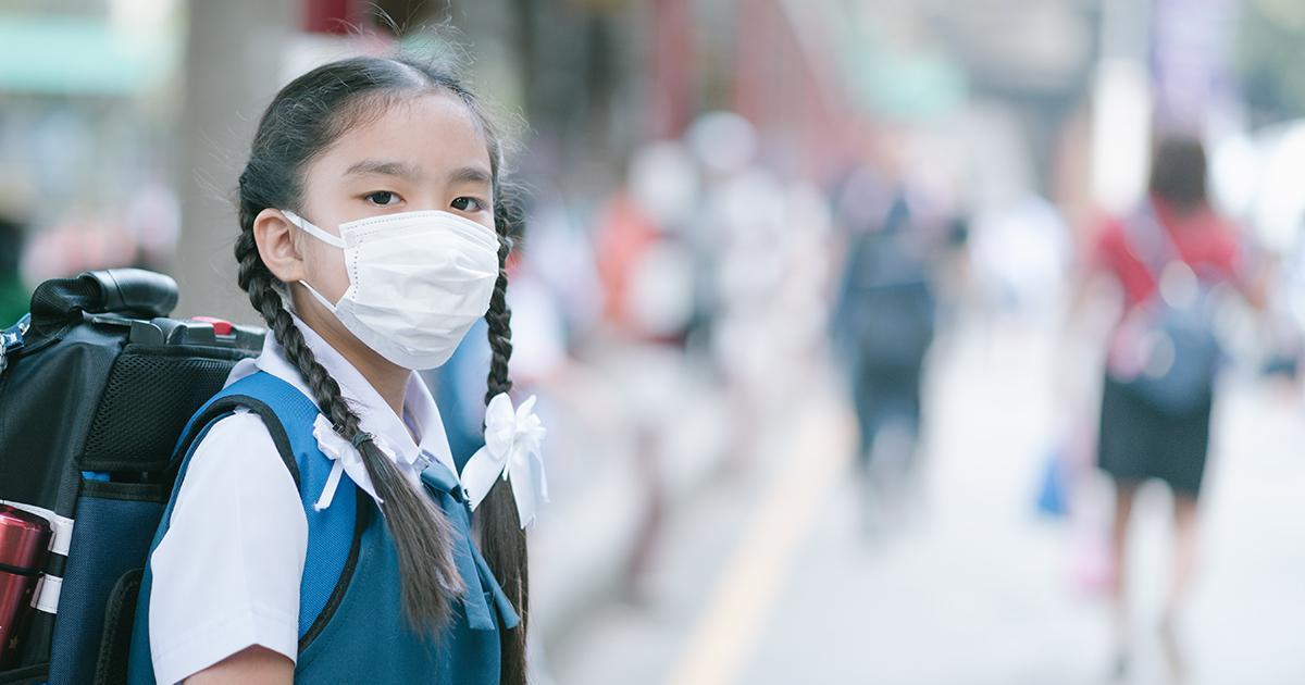 «Les enfants peuvent amplifier une épidémie»