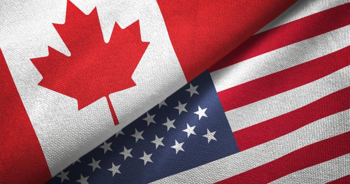 La frontière entre le Canada et les États-Unis est fermée au trafic non essentiel.