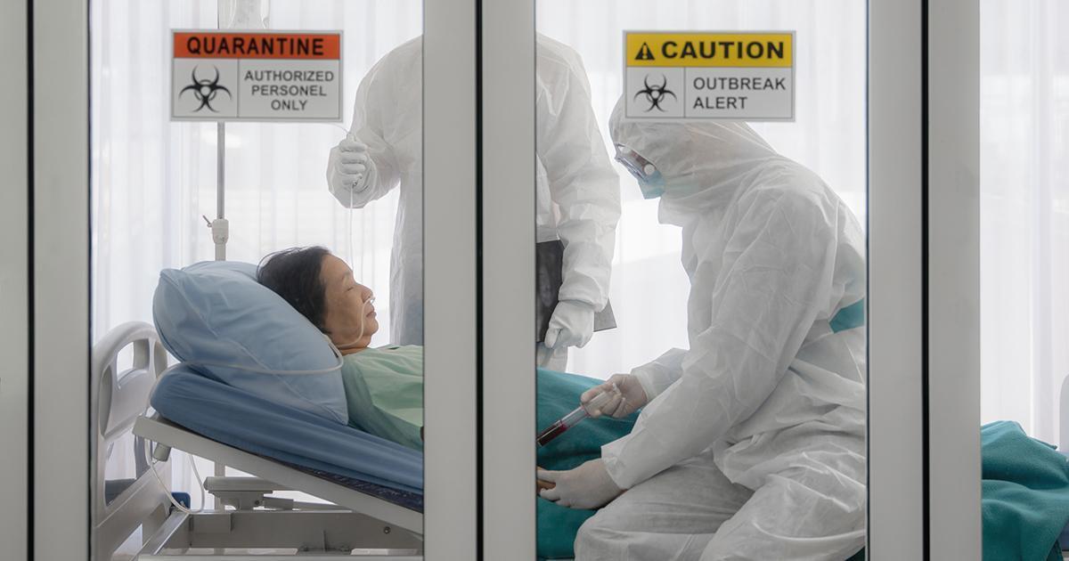 La COVID-19 pourrait faire jusqu'à 200 000 morts aux États-Unis, selon un conseiller de Trump