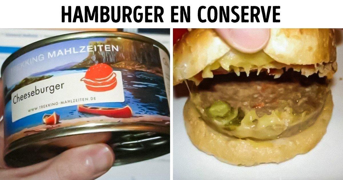 22 Hamburgers à la fois originaux, surprenants et alléchants (au moins la quasi-totalité d'entre eux)