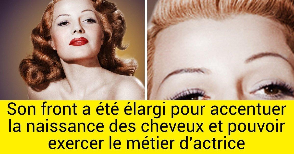 Une artiste a ajouté de la couleur aux photos de l'actrice Rita Hayworth