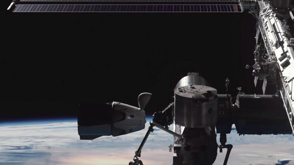 Le déroulé de la première mission habitée de SpaceX vers l'ISS, étape par étape