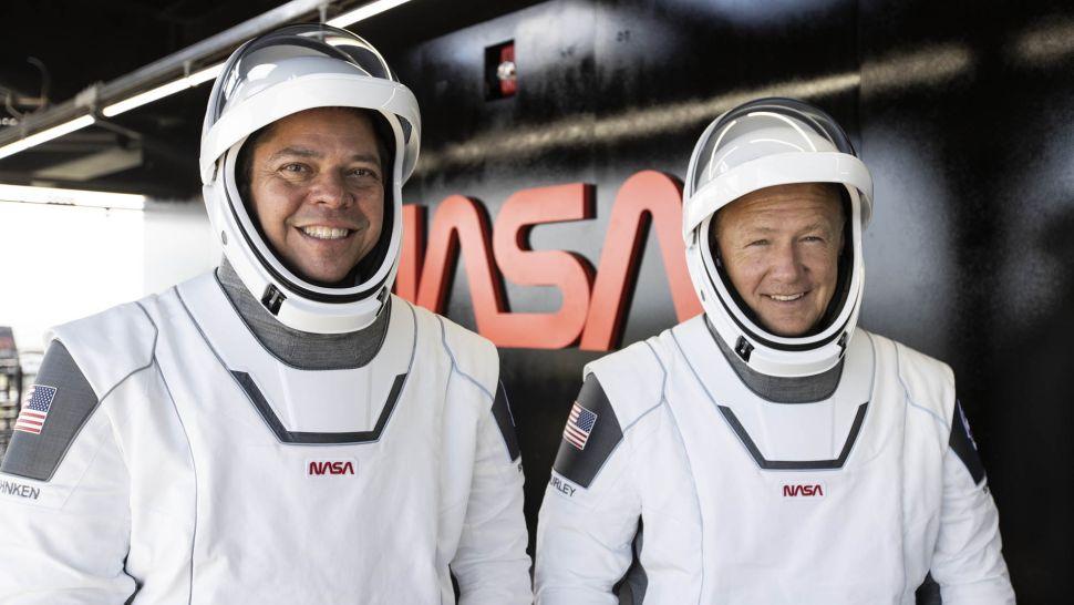 5 questions sur la mission habitée de SpaceX vers l'ISS