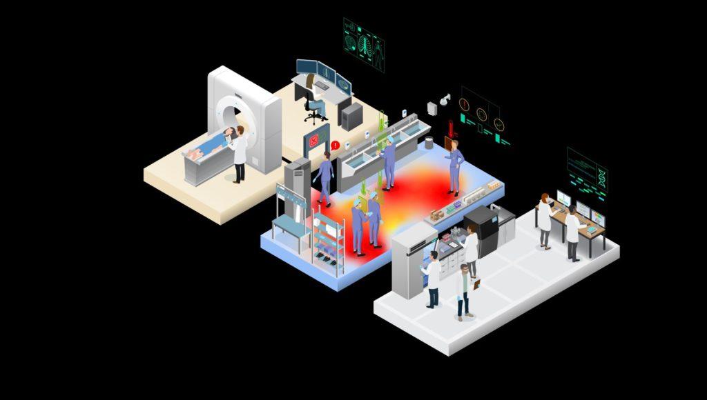 Comment la nouvelle IA de Nvidia veut rendre les hôpitaux intelligents