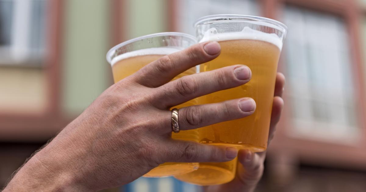 Drummondville permet à ses citoyens de consommer de l'alcool dans le centre-ville.