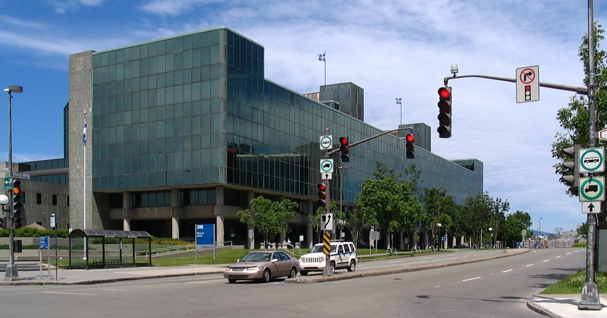 Réouverture graduelle des palais de justice du Québec dès lundi