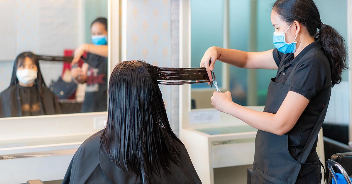 Réouverture des salons de coiffure, d'esthétisme et tatouage dès le 15 juin dans le Grand Montréal