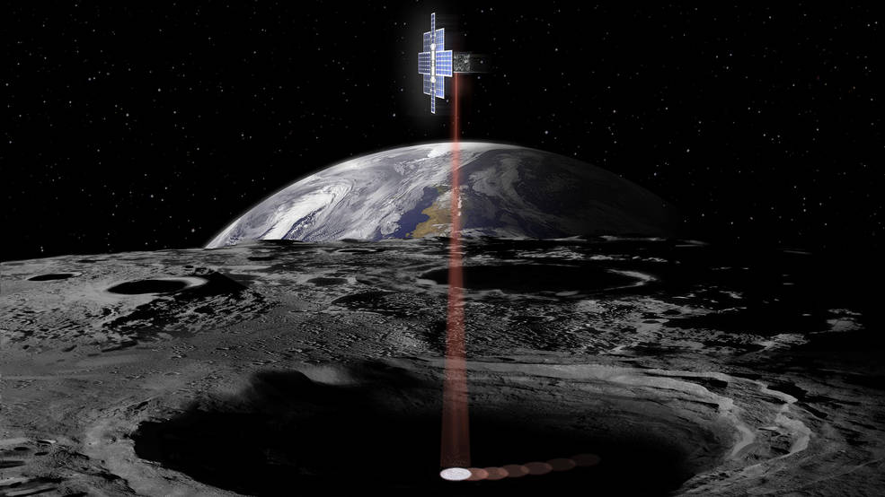 Mission Artemis : la Nasa veut sonder les cratères sombres de la Lune pour trouver de l'eau