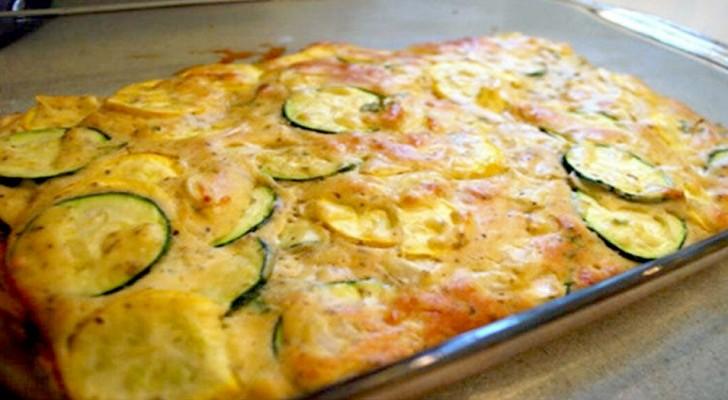 Gratin de courgettes et de fromage : la recette facile pour en préparer avec peu d'ingrédients et beaucoup de goût