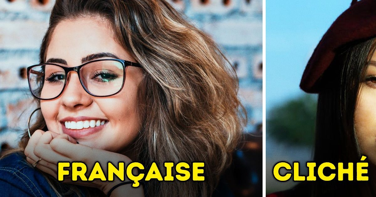 9 Clichés les plus populaires sur les Françaises à l'étranger